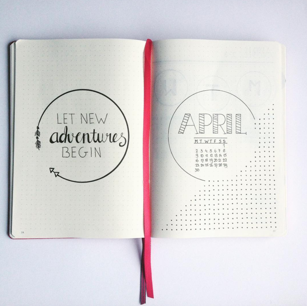 17 minimalist bullet journal ideas sweet planit
