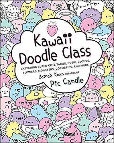 Kawaii Doodle Class