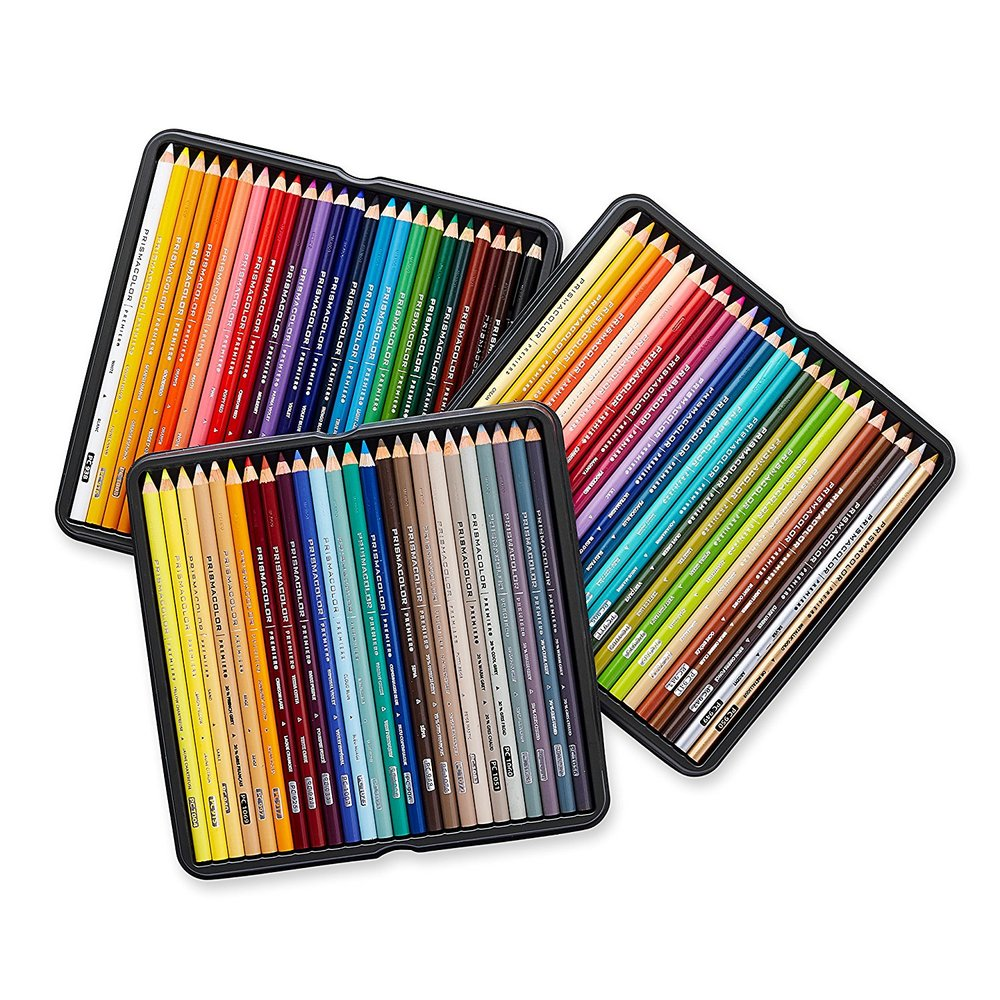 Prismacolor Pencils 72 Pack