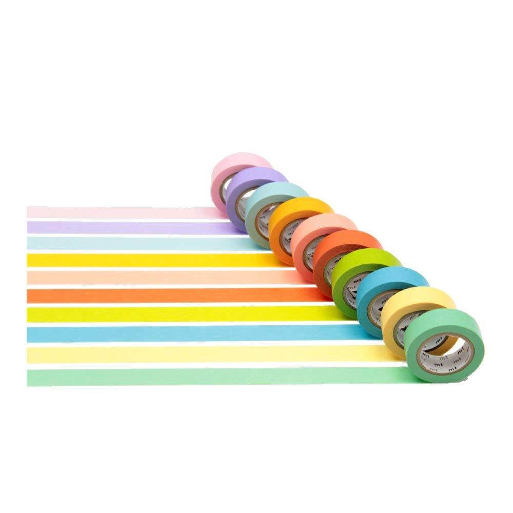 Bright MT Washi Tapes