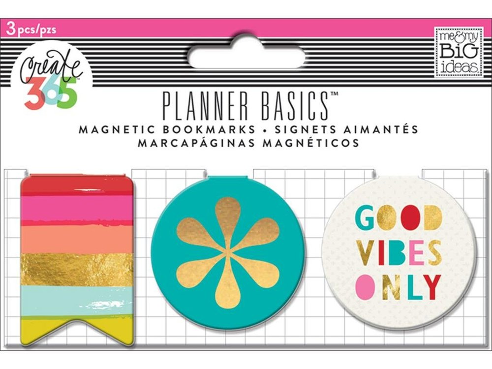 Magnetic Brights Page Markers