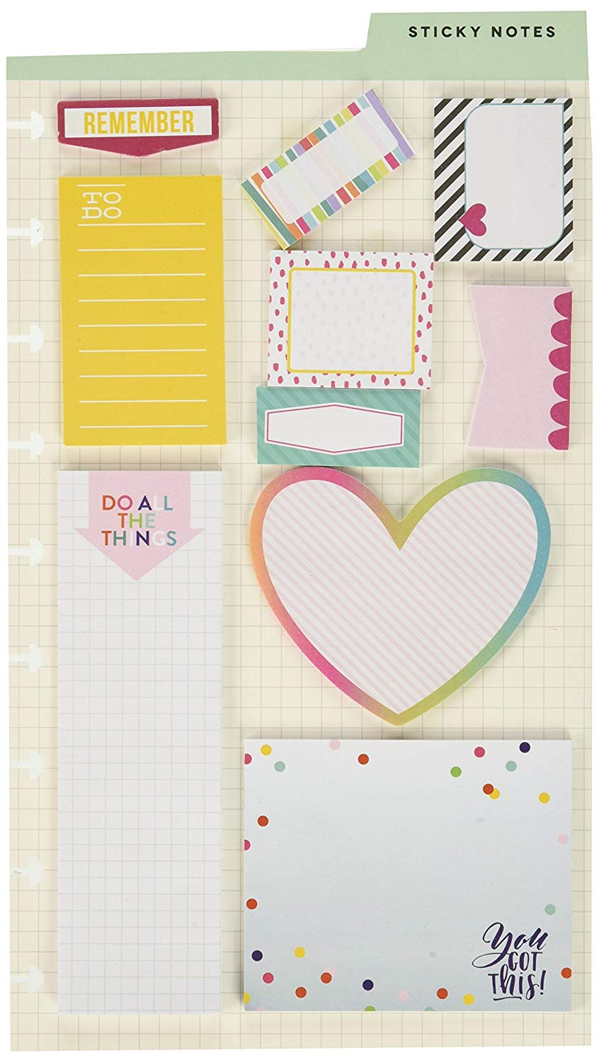 Happy Planner Sticky Notes