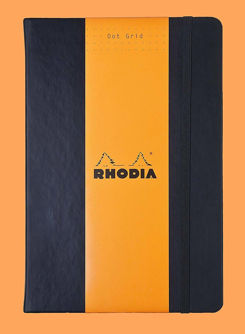 Rhodia Dot Notebook