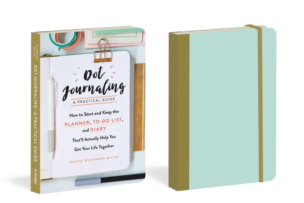 Dot Journaling Notebook Set