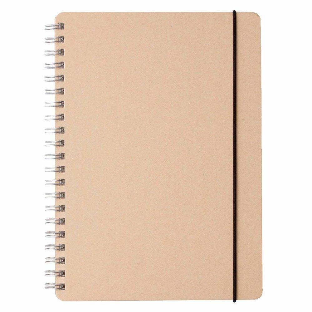 Muji Dot Grid Notebook