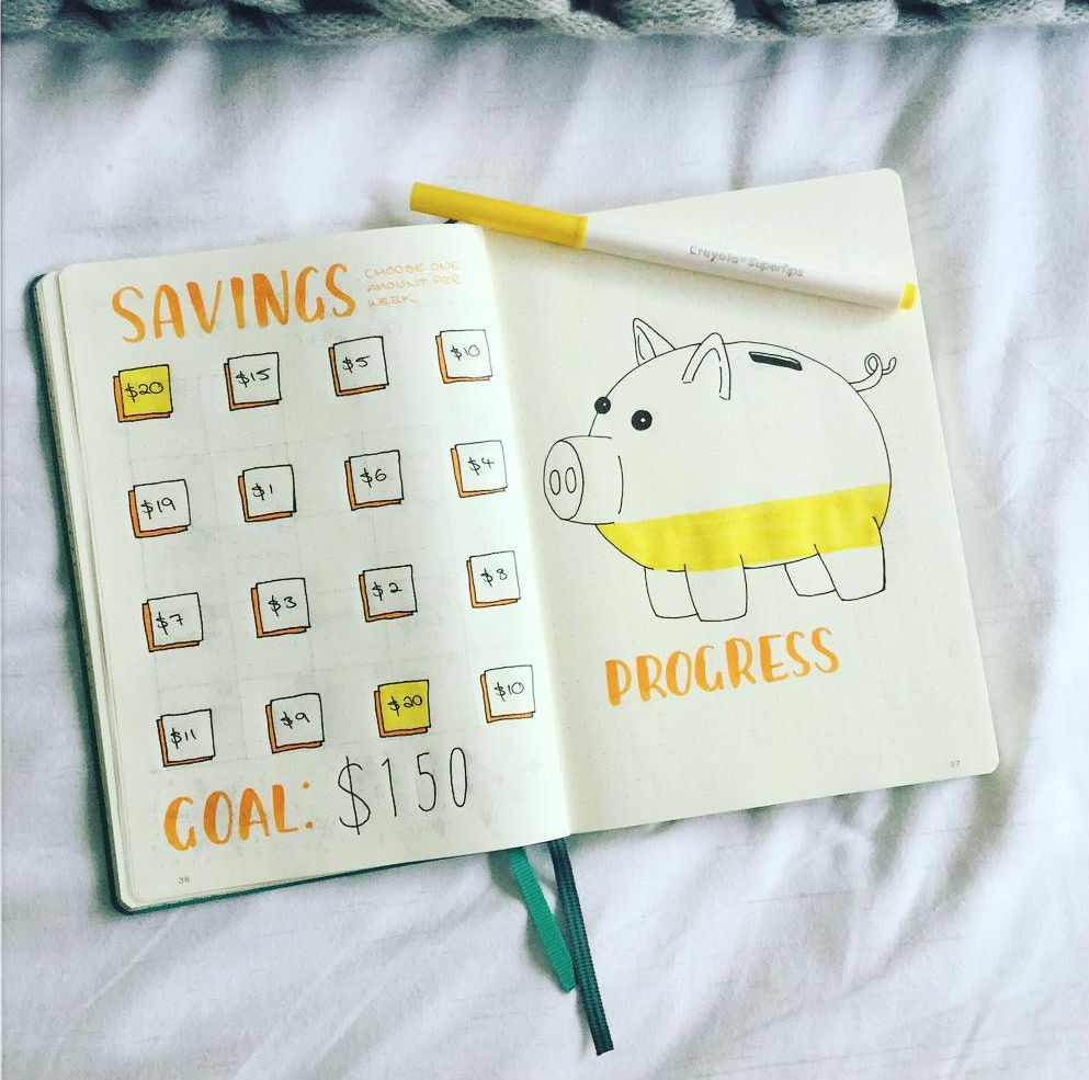 Savings Progress Tracker