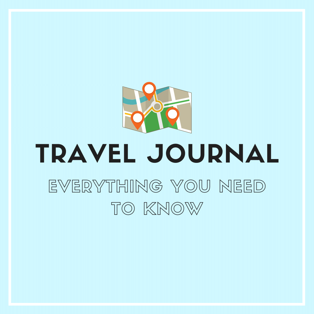 What Is A Travel Journal And How To Use It Ideas And Examples Sweet Planit