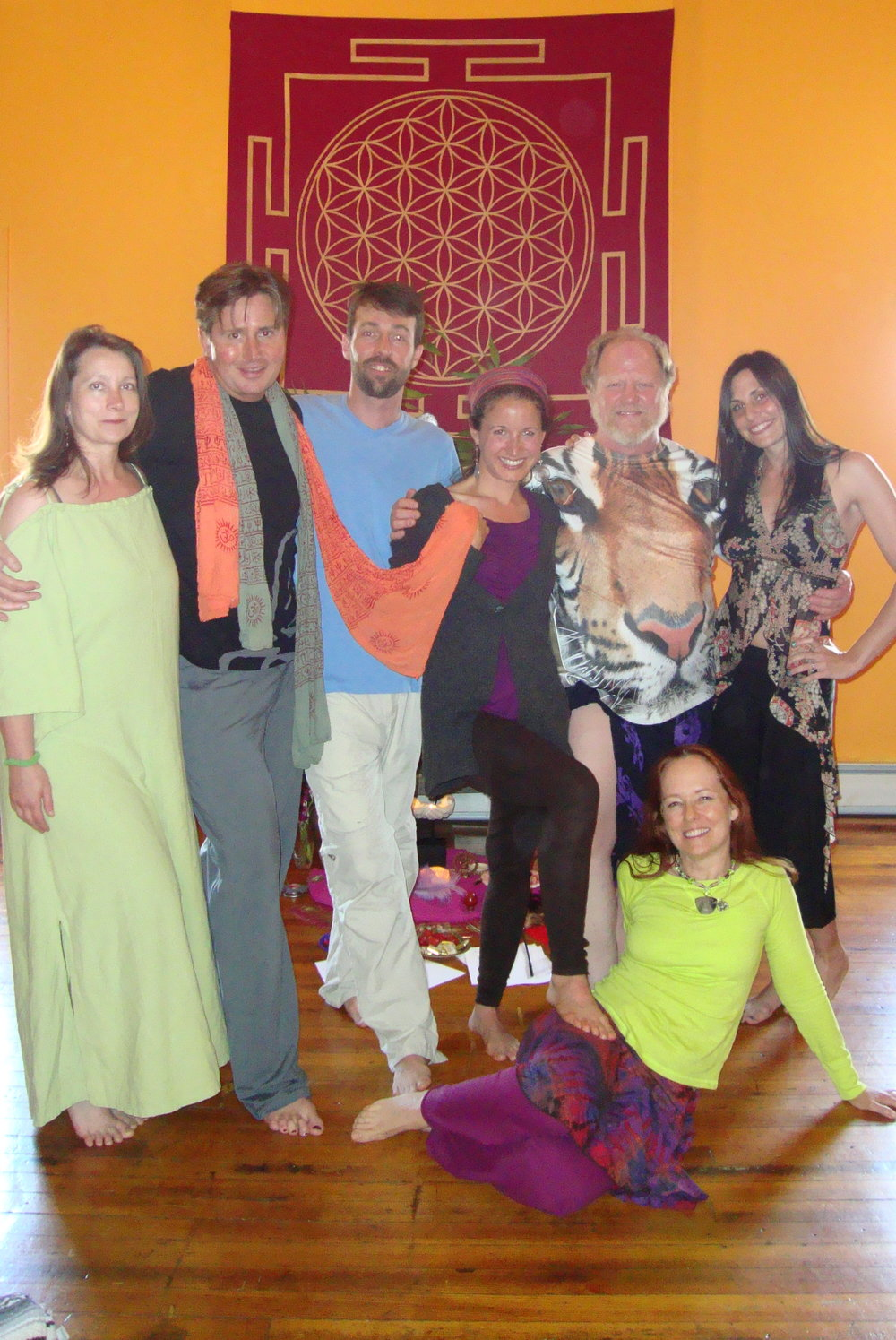Tantra teacher training Colorado