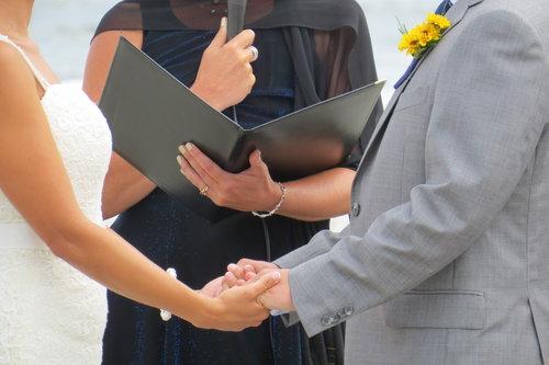 Sacred wedding officiation colorado