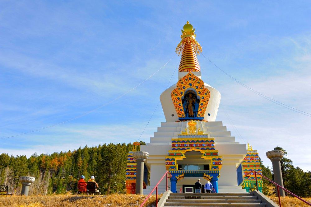 Buddhist spiritual centers Colorado