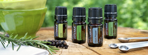 DoTerra Essential Oils Treatment Colorado