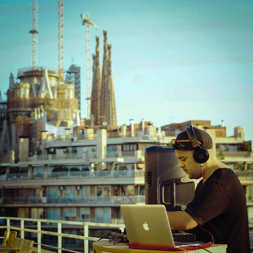 A hostspot for digital nomads: Cloud Coworking, Barcelona.