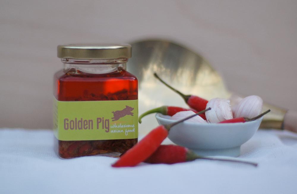 homestyle chilli oil