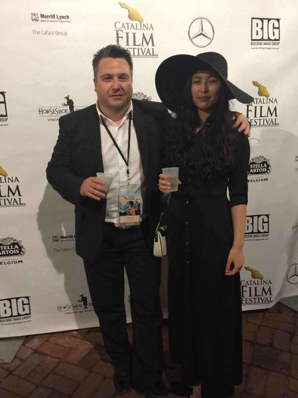 Award of Excellence at Catalina Film Festival (2016)
