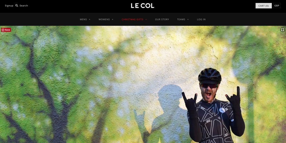 Le Col: Cyclists to follow on Strava