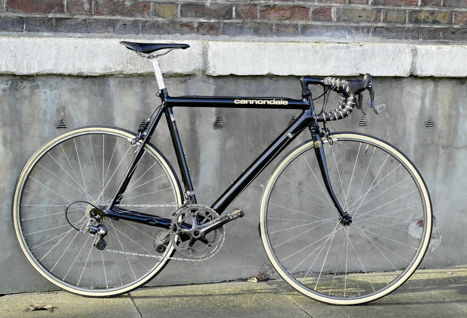 Cannondale Black Lightning 1989