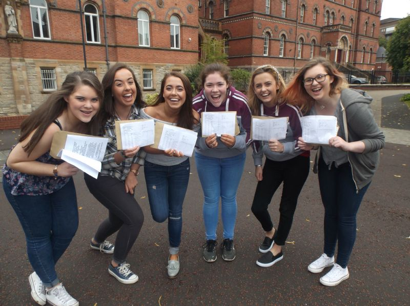 Successful A Level Students