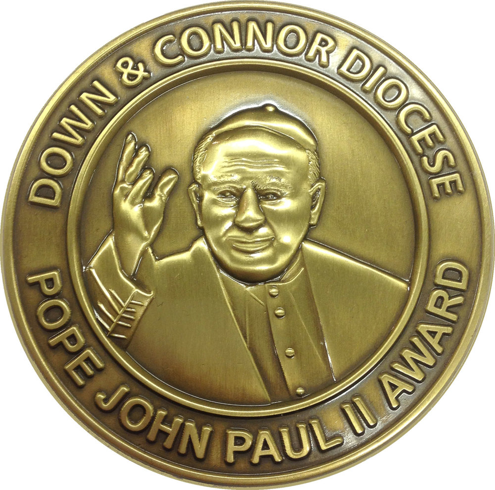 John Paul II Gold Award