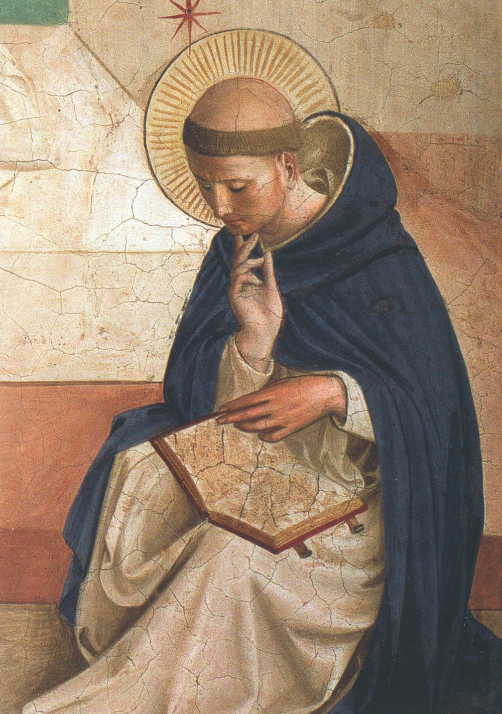 Saint Dominic (from the Mocking of Christ)