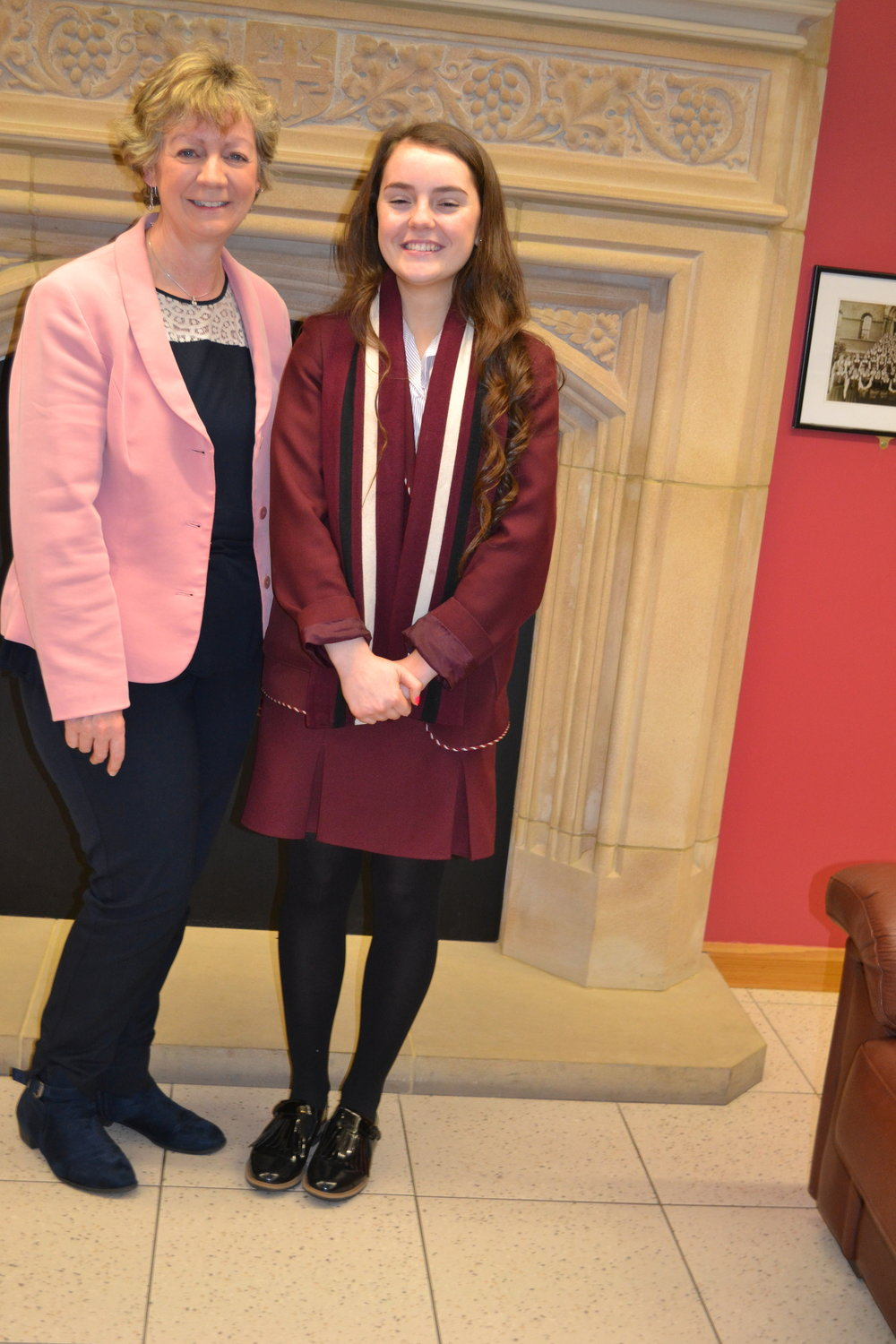 Kira McDonnell Joint 1st in NI Further Maths GCSE.JPG