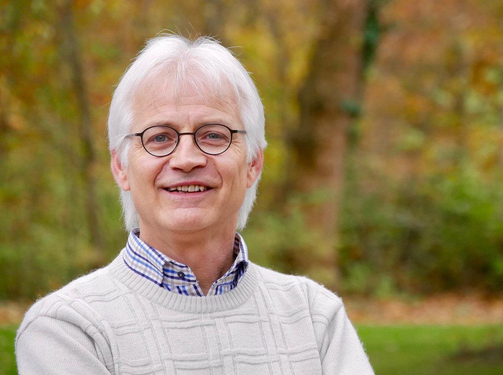 Hanspeter Jecker, Fachstelle für Theologie und Geschichte des Täufertums