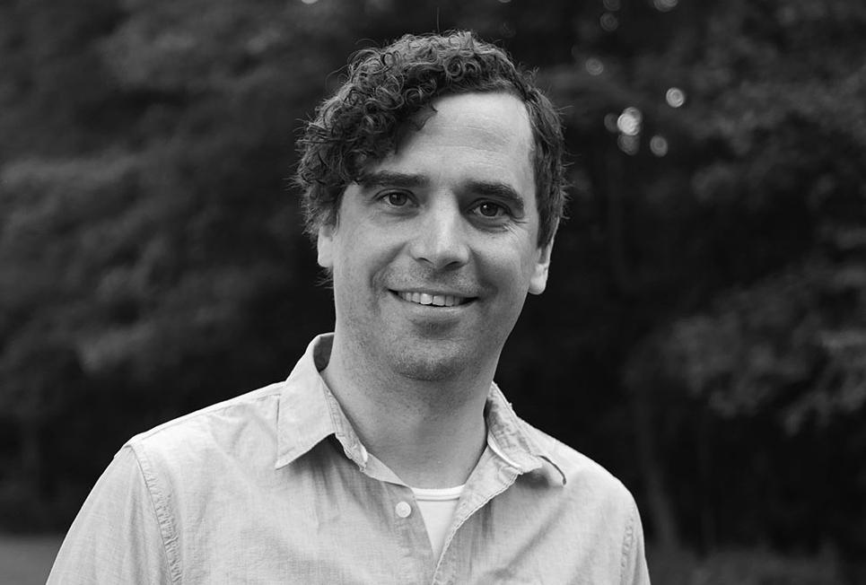 Dennis Thielmann, Bildungsreferent für Theologie & Musik am Bildungszentrum Bienenberg