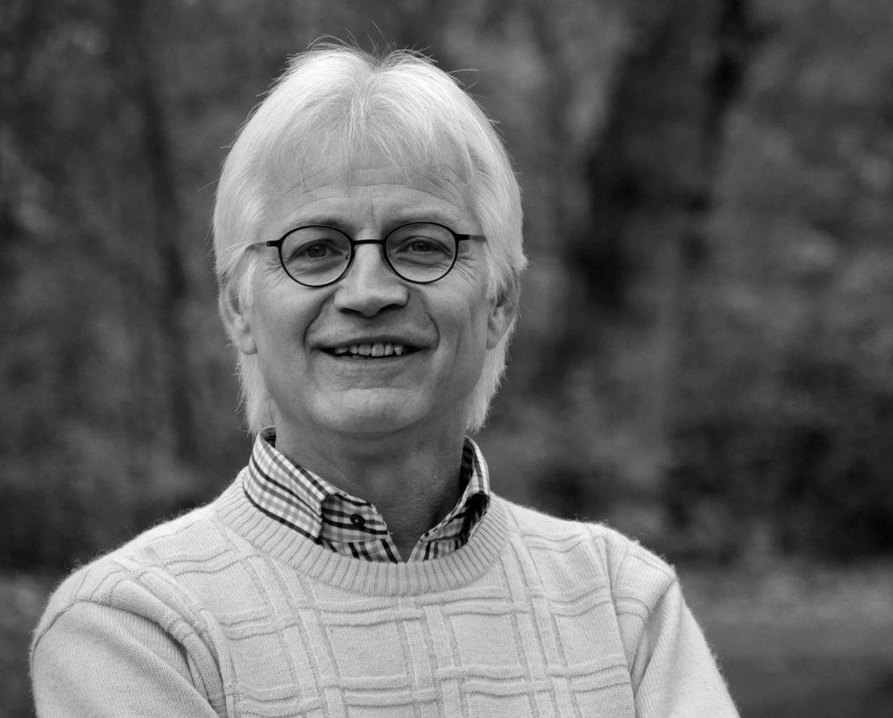Hanspeter Jecker  langjähriger Dozent am Bildungszentrum Bienenberg und Leiter der Fachstelle für Täufergeschichte