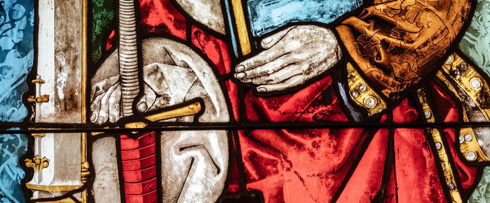 Schwert und Christus-Nachfolge?