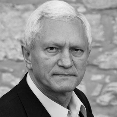 Johannes Dyck  Leiter des Instituts für Theologie und Geschichte am Bibelseminar Bonn