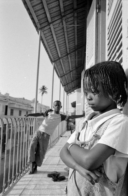 Delphine Diallo - Senegal/US