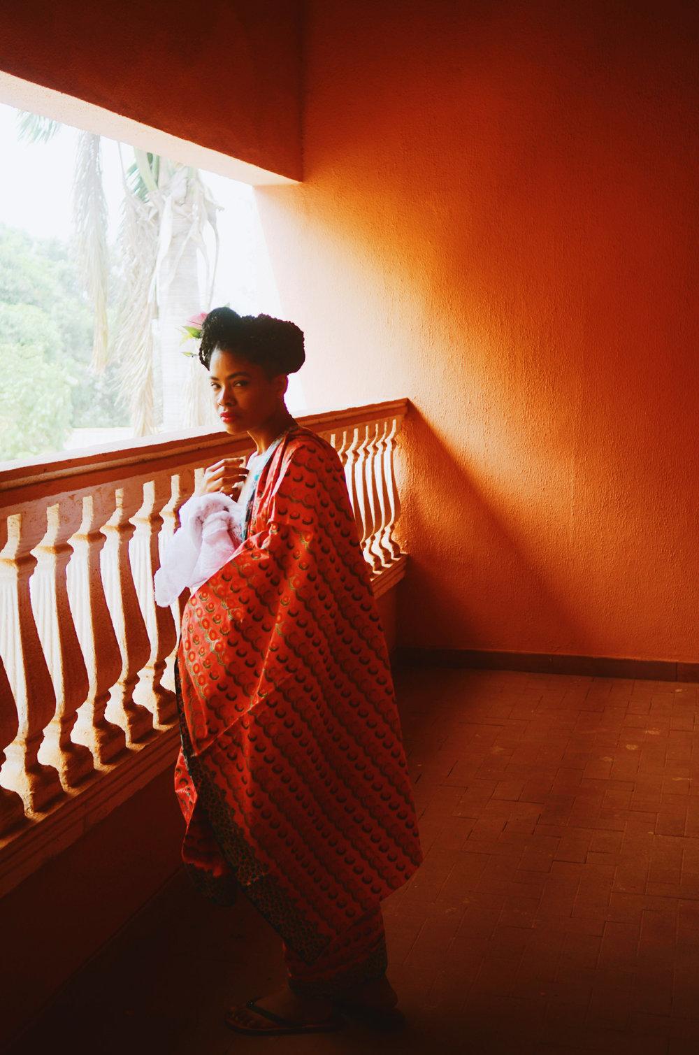 Stéphanie Namani aka TEFF - Nigéria/US