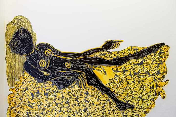Lady Skollie, Tyburn Gallery
