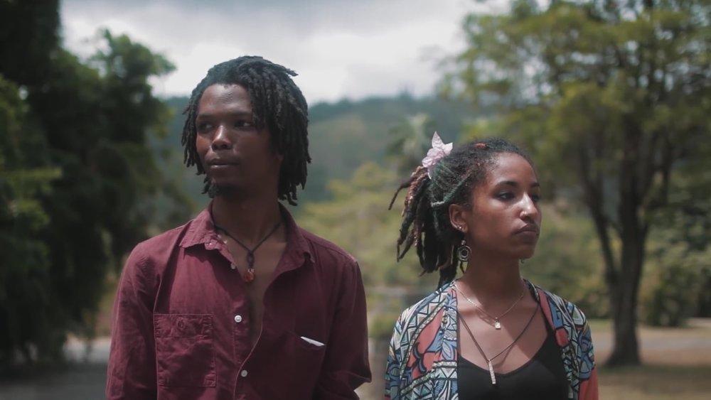Strolling in Jamaica - Cecile Emeke