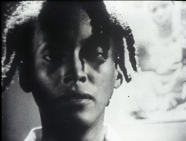"A still from ""Bush Mama""(1979) directed by Haile Gerima"