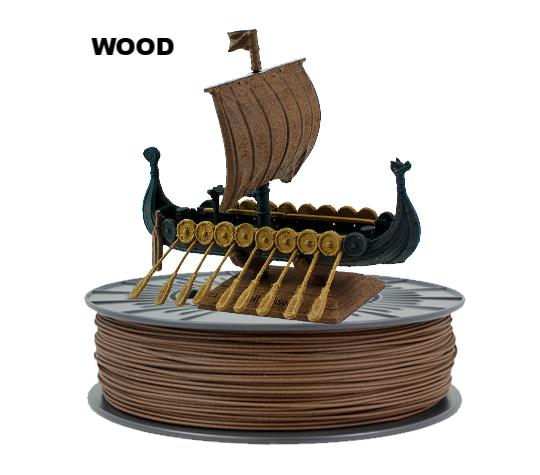 3DK WOOD FILAMENT