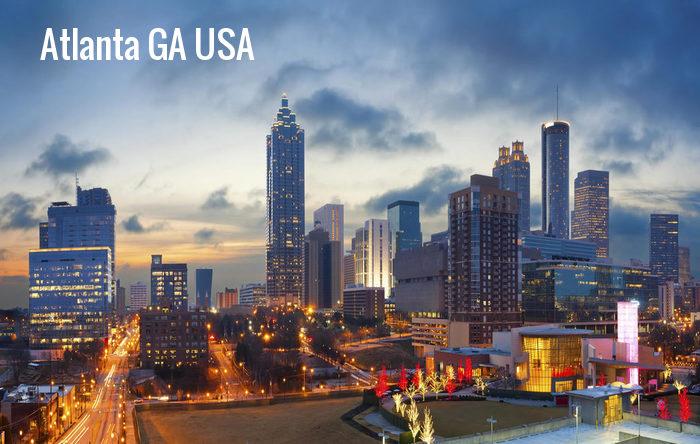Atlanta GA USA Home of Team One