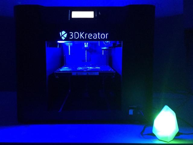 THE ELEMENT + 3D KREATOR