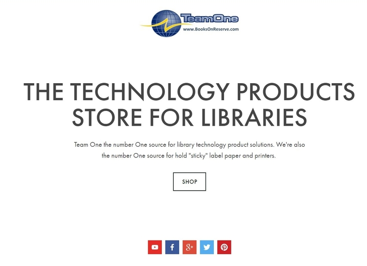 Helping Libraries with Technology! -