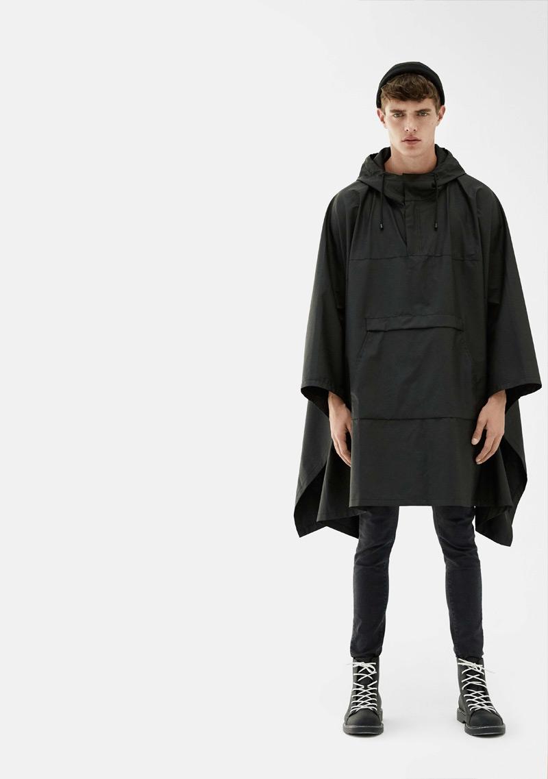 Rain poncho , £45.99