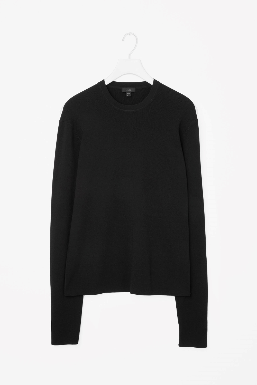 Thumbhole sleeve jumper, £59 (cosstores.com)