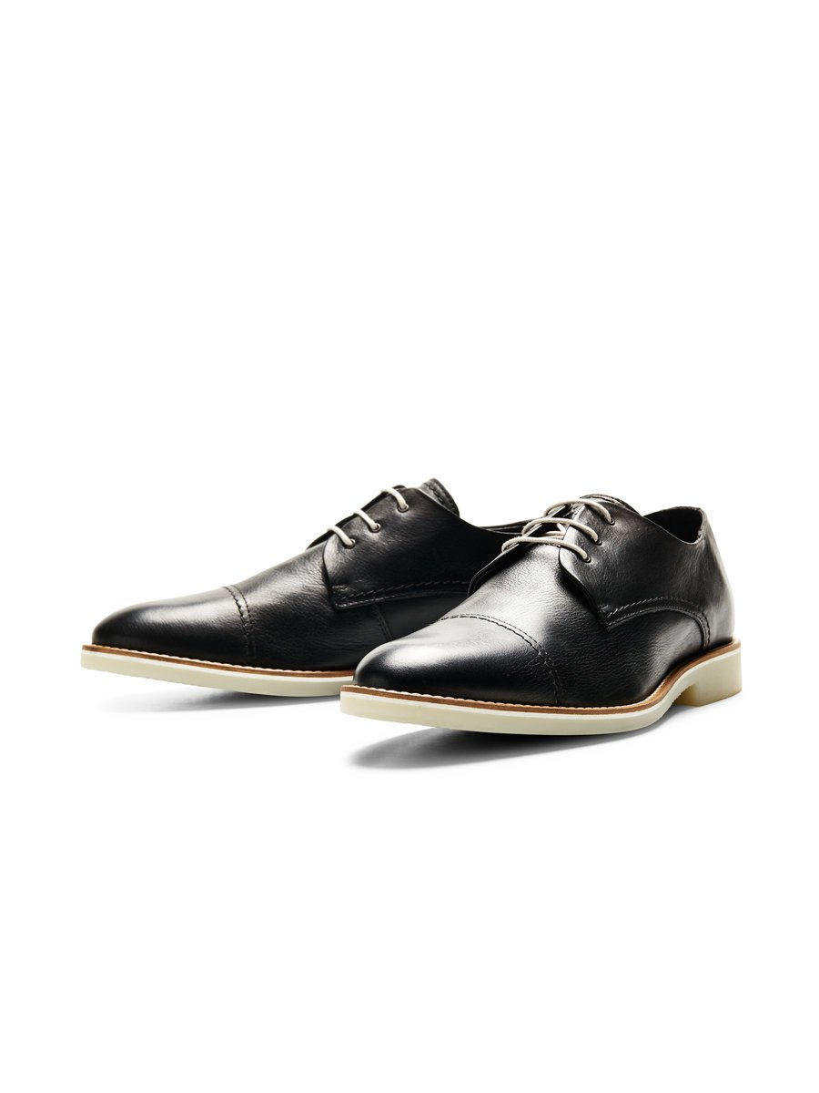 Leather elegant shoes, £65 ( jackjones.com )