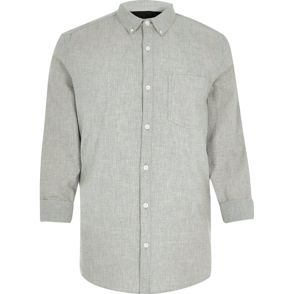 Seersucker shirt, £25 ( riverisland.com )
