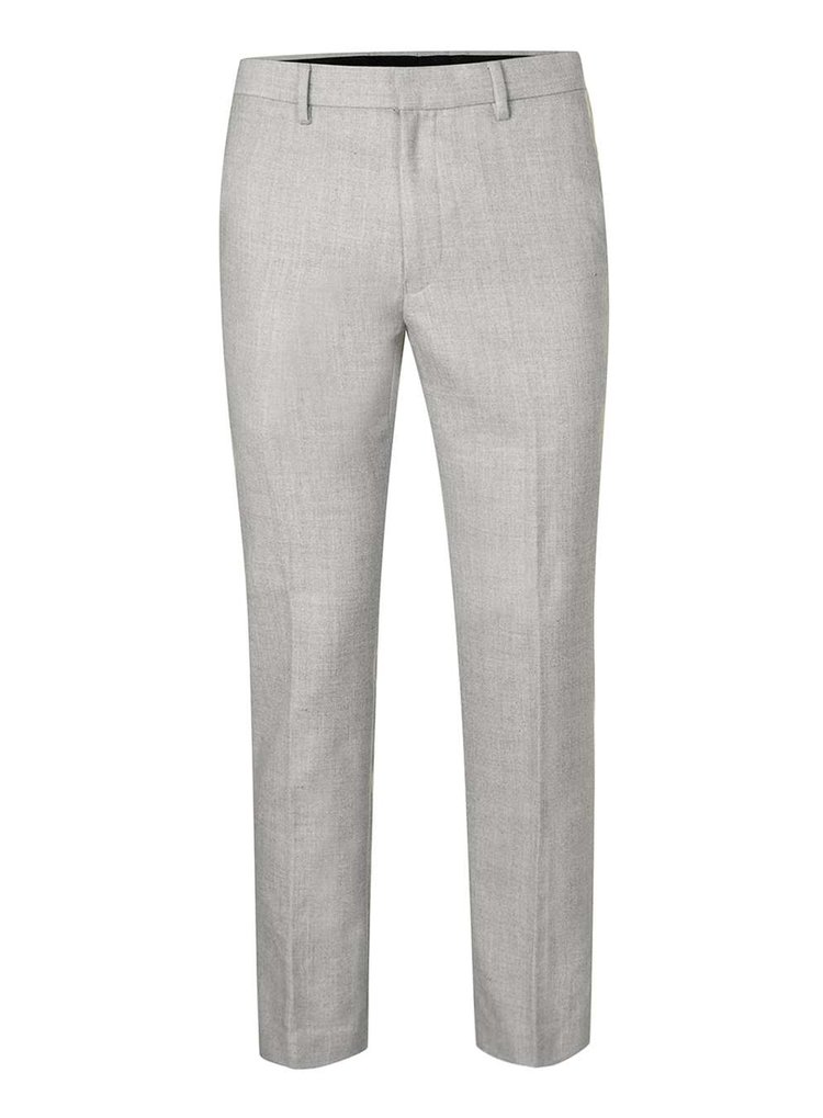 Zip-ankle cropped smart trousers, £35 ( topman.com )