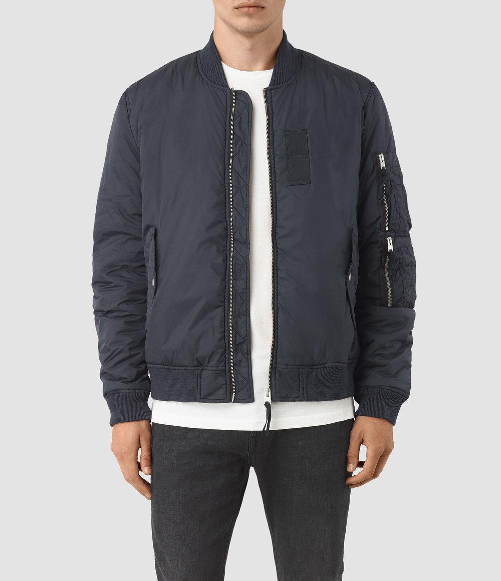 Soven bomber jacket, £228 (allsaints.com)