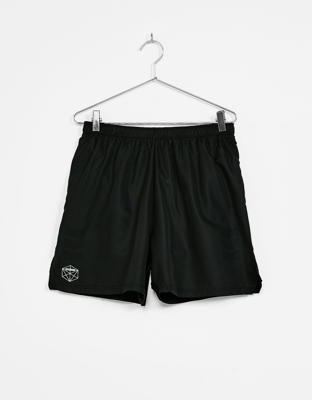 Sports Bermuda shorts with reflective detail, £15.99