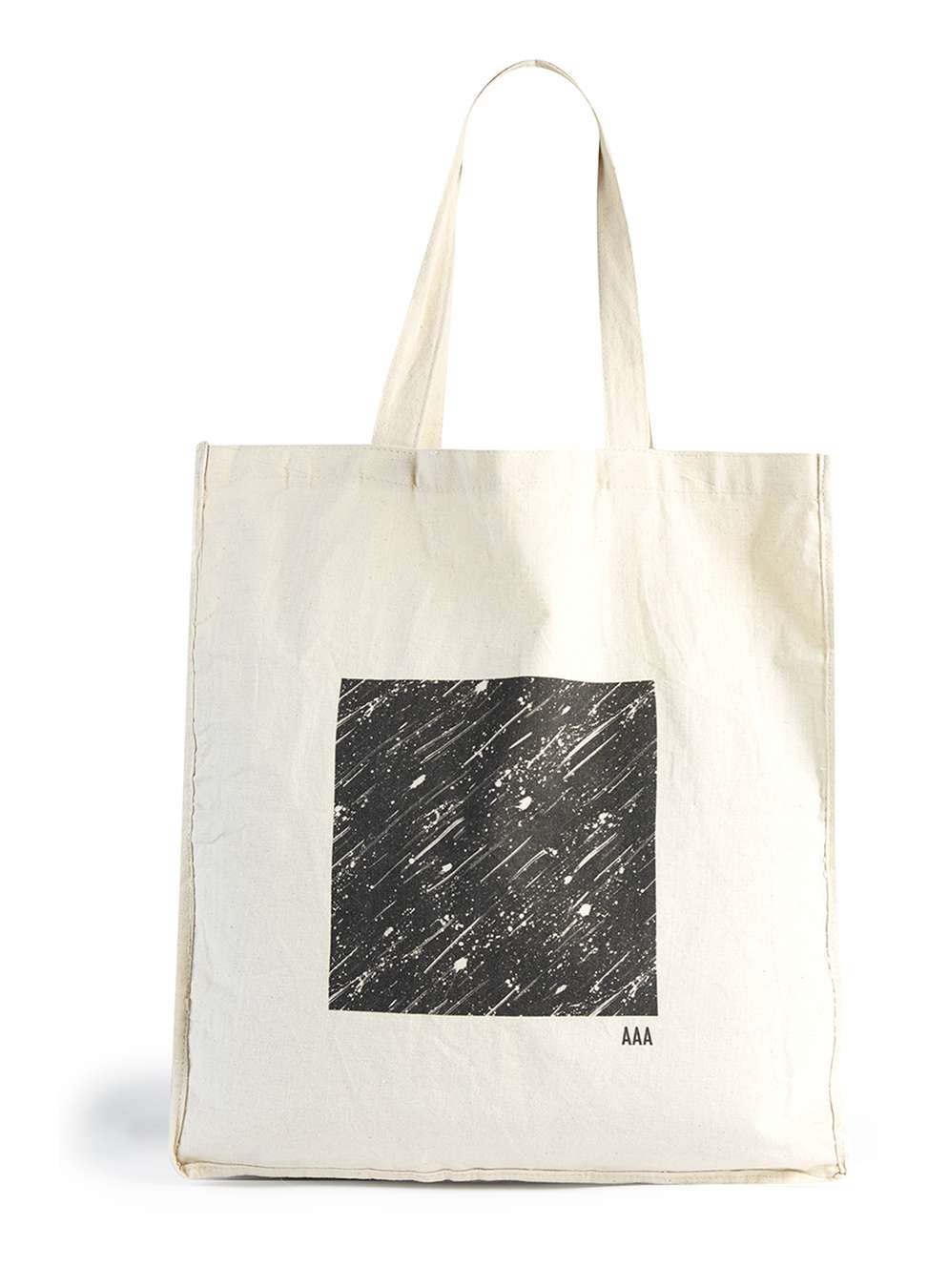 TOPMAN AAA White Shopper Bag, £10
