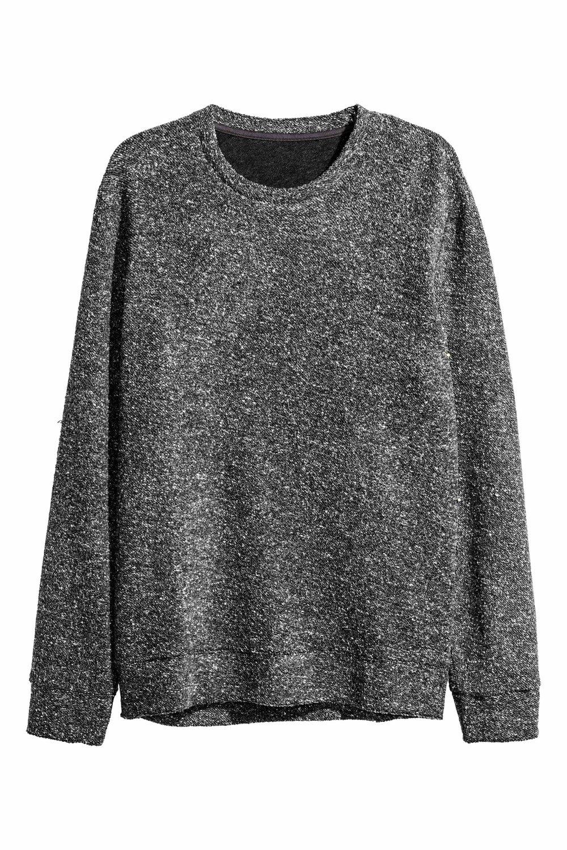 Sweatshirt, £19.90 (hm.com)