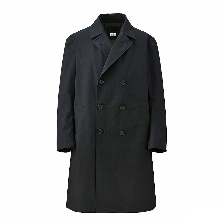 UNIQLO U BLOCKTECH Coat, £89.90 (uniqlo.com)