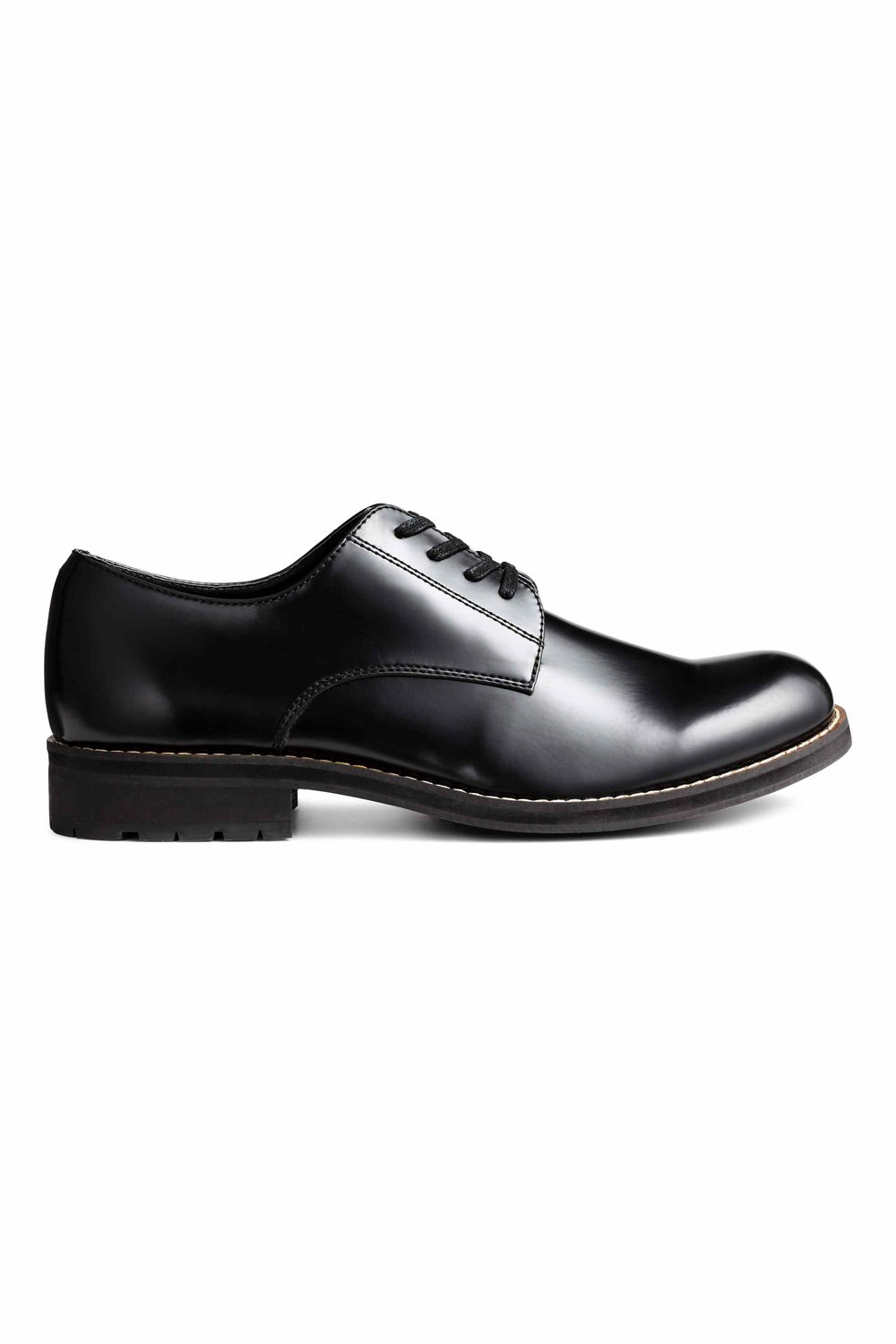 Derby shoes with chunky soles, £39.99 (hm.com)