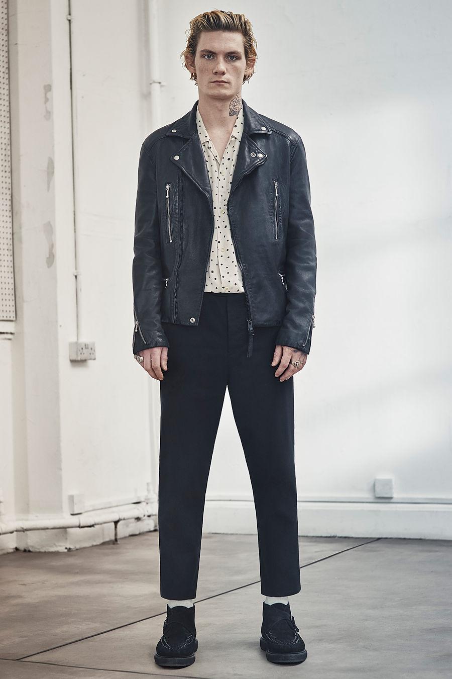 Yuma short-sleeve shirt, £80 Pico trouser, £128 Bower Boot, £158